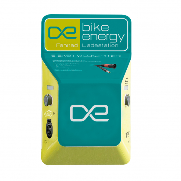 Wallbox bike energy Point P2B