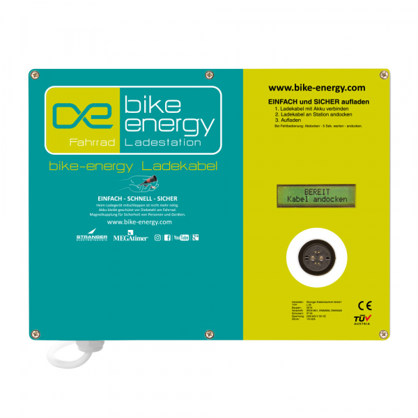 Wallbox bike energy Line L1B